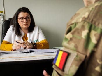 varicoză și birou militar